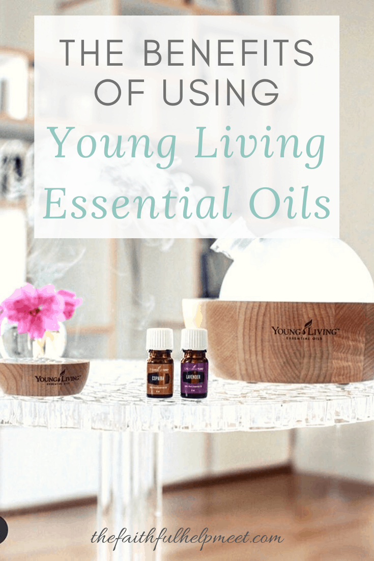 the benefits of using young living essential oils