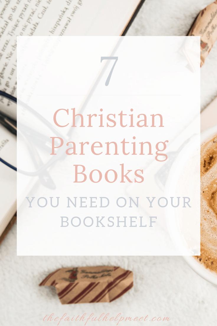 Christian parenting books