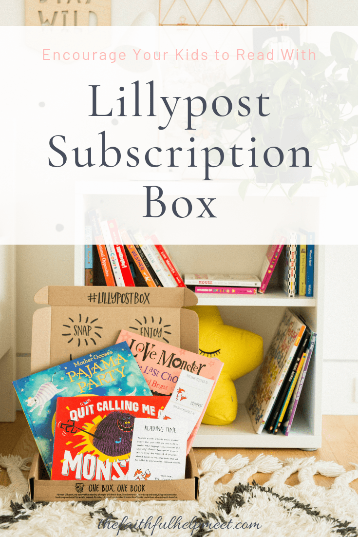 Lillypost Subscription Box Review